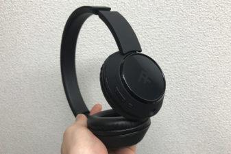 iFrogzのBluetoothヘッドホン「coda wireless」が音質、機能共にお値段以上すぎておすすめ